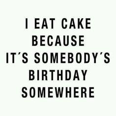 Eat Cake Everyday! #kidscakes