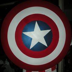 Make your own Captain America Shield