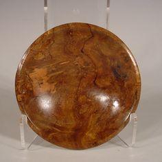 Spalted Philippine Ebony Burl Wood Bowl Turned Wooden Bowl Art Number 6010 by NELSONWOOD on Etsy