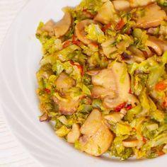 Falafel Recipe, Ratatouille, Eating Habits, Kale, Entrees, Potato Salad, Cauliflower, Cabbage, Brunch