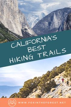 The best challenging hikes in California. A look at the best hiking trails in Ca… The best challenging hikes in California. A look at the best hiking trails in California and how to hike them. Bucket list hikes in California. California Tourist Attractions, California Travel, Visit California, California Quotes, California Burrito, Ontario California, South California, California Mountains, California Closets