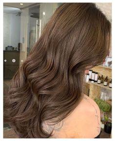 Brown Hair Shades, Light Brown Hair, Light Hair, Brown Hair Colors, Asian Brown Hair, Hair Color Asian, Korean Hair Color Brown, Hair Color For Morena Skin, Hair Color Streaks