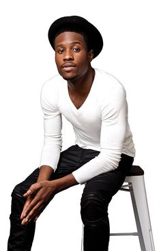 Shameik Moore Photograph by Gilles Toucas