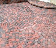 46 Awesome Brick Patterns Patio Ideas For Your Beautiful Yard - Design Pergola Patio, Backyard Patio, Backyard Landscaping, Pergola Ideas, Pergola Plans, Pergola Kits, Landscaping Ideas, Backyard Ideas, Pavers Ideas