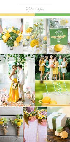 Yellow Weddings On Pinterest Yellow Wedding Cakes Wedding Colors And Yellow