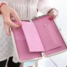 Universal 5.5 Inch High Heels Functional Phone PU Wallet Case Cover For Xiaomi Samsung Sony Huawei Sale - Banggood.com