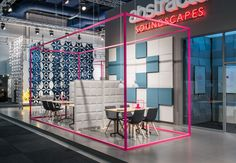 Abstracta at Stockholm Furniture Fair 2015.