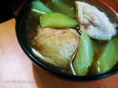 Tinolang Manok - Chicken Papaya Soup