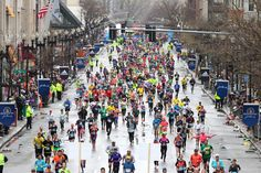The field of qualifying runners for the 2016 Boston Marathon has been filled and, overall, it is a considerably faster group of runners