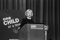 If Hillary Clinton had never played a pivotal role in creating and accomplishing her husband's education agenda in the '90s, we might not have Common Core.