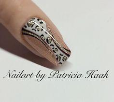Animal https://m.facebook.com/Nailart-by-Patricia-Haak-779085605532657/ Crazy Nails, Bling Nails, Diy Nails, Nail Tutorials, Animal Nail Designs, Diy Nail Designs, Acrylic Nail Designs, Leopard Nail Designs, Beautiful Nail Designs