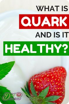 "Forget Greek yogurt. Quark is a northern European ""yogurt"" that has DOUBLE the protein of Greek and Turkish yogurts. It is incredibly popular in the Scandinavian fitness industry, and is now finally reaching international markets."