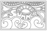 Download, print, color-in, colour-in Page 20 - Summer