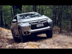 2016 New Mitsubishi Pajero Sport - 4WD is not a badge, it's a promise