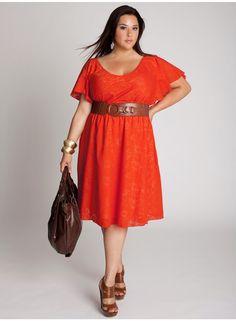 Moda en vestidos para gorditas : Atractivos vestidos para mujeres gorditas