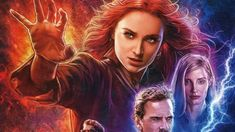Sophie Turner's Dark Phoenix is unleashed in stunning concept art from the X-Men film. Sophie Turner's Dark Phoenix opened to disappointing results over the summer both financially and … Charles Xavier, Dark Phoenix, Phoenix Art, Jean Grey, Sophie Turner, X Men, James Mcavoy, Jessica Chastain, Michael Fassbender