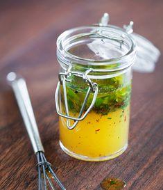 Basisches Dressing für Salate - Rezept | kochenOHNE