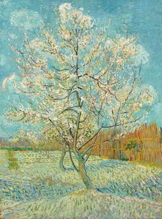 Remember, this week is your final chance to win a Van Gogh surprise package! All you need to do is vote for your favourite painting or drawing in our Facebook contest 'Your favourite Vincent'. http://apps.facebook.com/yourfavouritevincent    Image: Vincent van Gogh, The pink peach tree, 1888, Van Gogh Museum, Amsterdam (Vincent van Gogh Foundation)