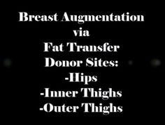 Otto Placik performing a Breast Augmentation via Fat Grafting. Donor Sites for fat transfer are: hips, inner thighs & outer thighs. Fat Transfer, Outer Thighs, Inner Thigh, Liposuction, Snapchat, Breast