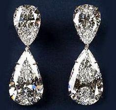 Diamond-Drop-Earrings-by-Harry-Winston $8.5M