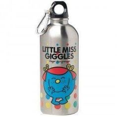 Little Miss Giggles Water Bottle - Wild & Wolf  #mzube #cheap #gifts #birthday #shopping #gift #sale #quirky #cool #presents   https://www.mzube.co.uk