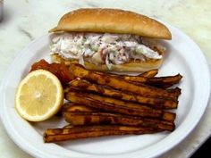Get Dungeness Crab Roll Recipe from Food Network