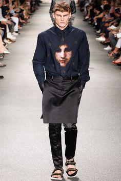 Givenchy - Moda Uomo Primavera Estate 2013 - Vogue.it