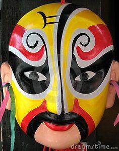 chinese opera masks - Google Search