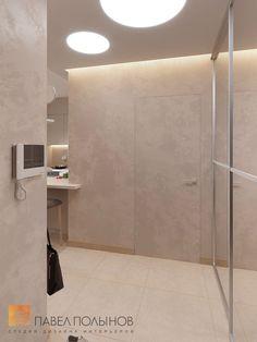 Фото дизайн коридора из проекта «Дизайн квартиры-студии в современном стиле, ЖК «Времена года», 34 кв.м.»