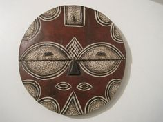 Maison de ventes aux enchères en ligne Catawiki: Masque africain Kidumu - BATEKE - R.D. du Congo