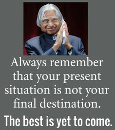 Apj Quotes, Motivational Picture Quotes, Inspirational Quotes About Success, Positive Quotes For Life, Real Life Quotes, Reality Quotes, Meaningful Quotes, Words Quotes, Sayings