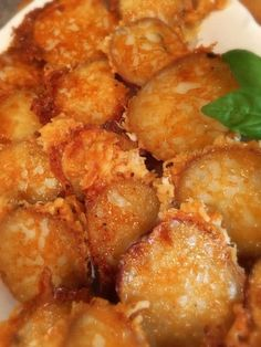 Parmesan Garlic Butter Red Potatoes | Norine's Nest