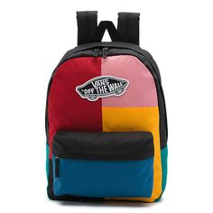 Find bookbags at Vans. Shop for bookbags, popular shoe styles, clothing, accessories, and much more! Cute Backpacks For School, Trendy Backpacks, Leather Backpacks, Leather Bags, College Backpacks, Cute Teen Backpacks, Vans Backpack, Backpack Bags, Messenger Bags
