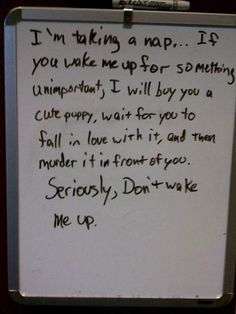 These hilarious housemate notes will remind you why you live alone