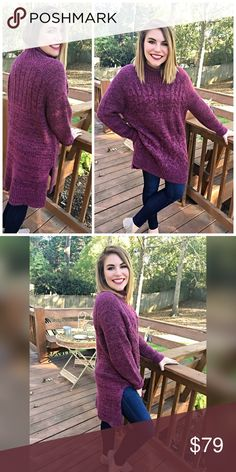 Spotted while shopping on Poshmark: Free People! Amazing tunic/sweater💐! #poshmark #fashion #shopping #style #Free People #Sweaters
