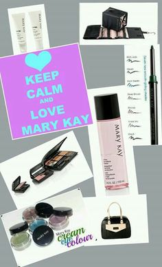Mary Kay. As a Mary Kay beauty consultant I can help you, please let me know what you would like or need. www.marykay.com/lclostermery