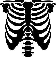 Floralpolkadot: DIY skeleton t-shirt and jumper