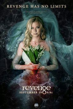 Revenge.  can't wait for new season!