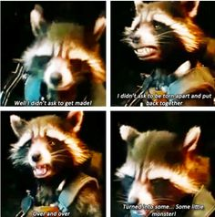 Nooooooo...!! #GuardiansOfTheGalaxy