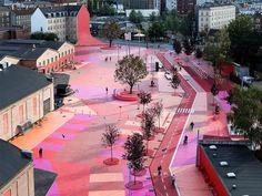 sélection au prix Mies van der Rohe : prix de l'architecture contemporaine
