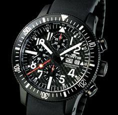 Fortis Cosmonauts Chronograph $3800
