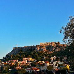 mariap280691 #greece #athens #monastiraki #terrace #parthenon #view #parthenonas #akropolis #sky #blue #olive #360 #cafe #360° #instatravel #world_union #wu_greece#insta_greece #gf_greece #screaming_shots #gf_daily #travel_greece #instahub #instagood http://instagram.com/p/r4UI_NPtSQ/