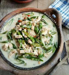 Fun Cooking, Cooking Recipes, Vegetable Recipes, Chicken Recipes, Malay Food, Healthy Plate, Drumstick Recipes, Indonesian Cuisine, Daily Meals