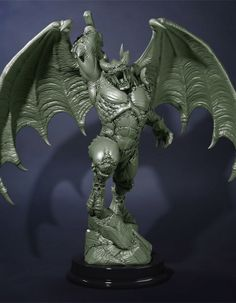 Warrior Demon / Greater Demon of Khorne by Creature Caster