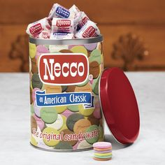 These Necco Wafers are classic!