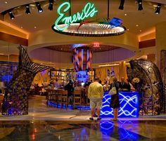 Emeril's New Orleans Fish House, MGM Grand Hotel and Casino