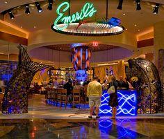 delicious Emeril's; MGM Grand, Las Vegas