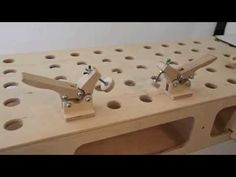I saw this Toggle Clamp design on Izzy Swans YouTube channel and wanted to make some.I'm sure once you see these you will want to make some as well. He has s...