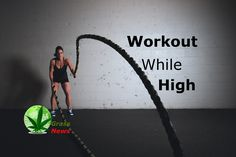 Workout high? Did you ever considered going to the gym and getting high at the same time? Well check this out. Power Plant Fitness just made it possible.