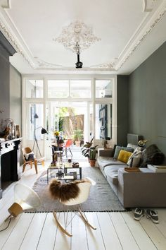 50 home interior design ideas # small houses living room idea livingroom . - Ikea DIY - The best IKEA hacks all in one place Living Room Inspiration, Interior Design Inspiration, Home Interior Design, Interior Architecture, Japanese Architecture, Design Ideas, Interior Office, Interior Livingroom, Interior Doors